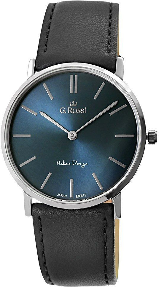 Zegarek Męski G.Rossi 8709A2-6A1
