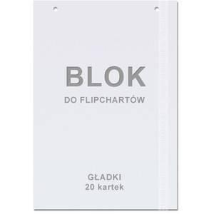 Blok do flipchartu 60x84cm gładki (30) - X09858