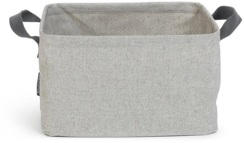Brabantia - składany kosz na pranie - szary