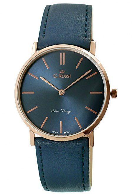 Zegarek Męski G.Rossi 8709A2-6F3