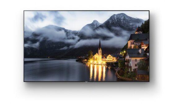 Monitor profesjonalny 4K HDR BRAVIA Sony FW-55XE9001+ UCHWYTorazKABEL HDMI GRATIS !!! MOŻLIWOŚĆ NEGOCJACJI  Odbiór Salon WA-WA lub Kurier 24H. Zadzwoń i Zamów: 888-111-321 !!!