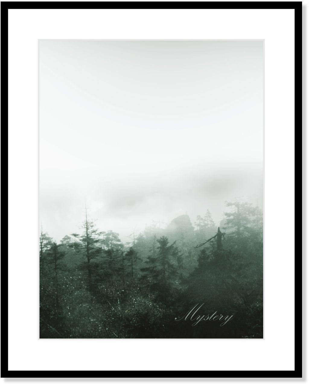 Obraz Mystery 40x50cm, 40x50cm