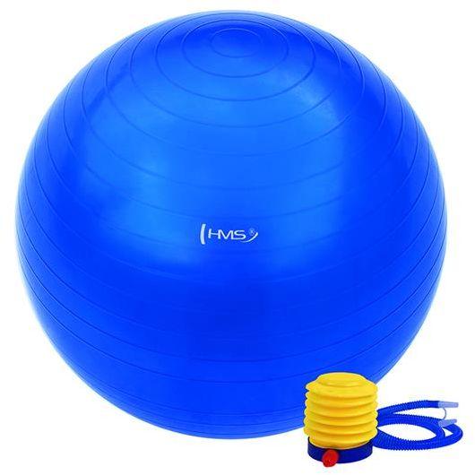 Piłka gimnastyczna - POMPKA w zestawie (SWISS BALL)