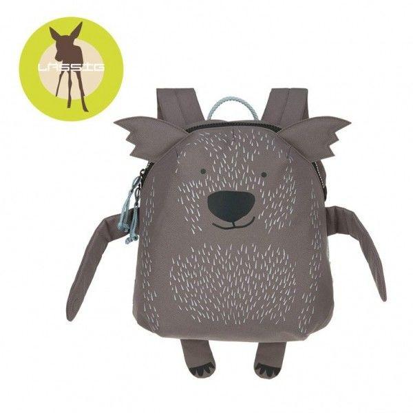 Lassig - Plecak About Friends z Magnesami - Wombat Cali