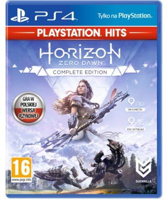 Gra PS4 HITS Horizon Zero Dawn Complete Edition