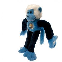 Manchester City - małpka