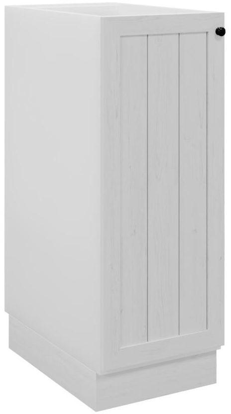 Szafka kuchenna stojąca Prowansja 30 cm kolor biały