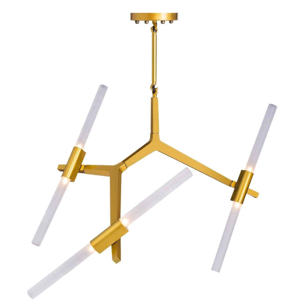Lampa wisząca STICKS-6 złota ST-1001-6 gold - Step into design Do -17% rabatu w koszyku i darmowa dostawa od 299zł !