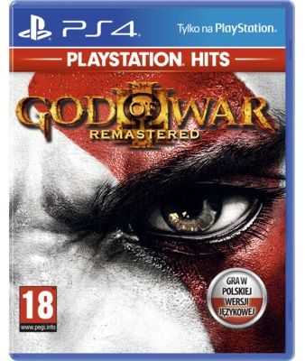 Gra PS4 HITS God Of War 3 Remastered