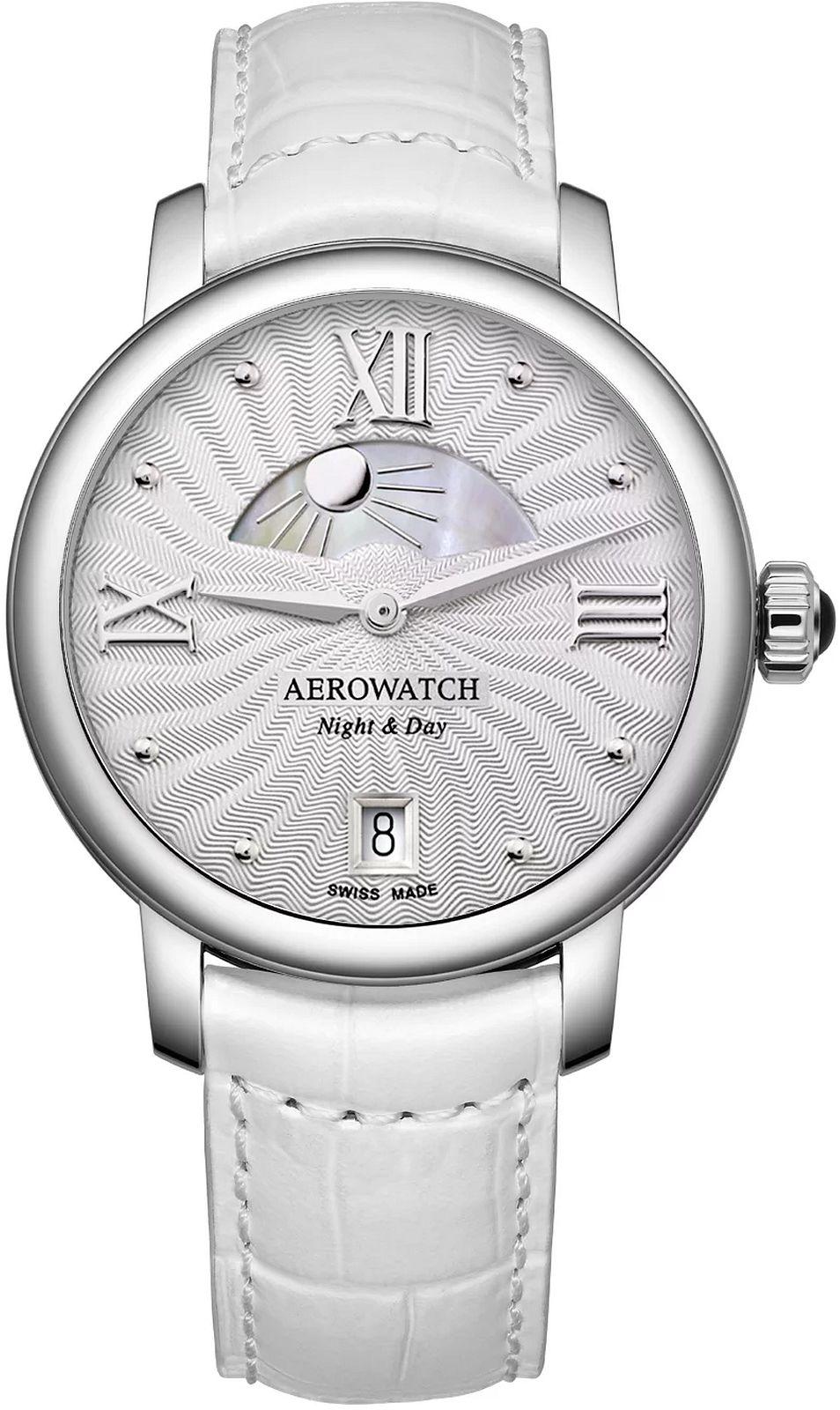 Aerowatch 44938-AA14 > Wysyłka tego samego dnia Grawer 0zł Darmowa dostawa Kurierem/Inpost Darmowy zwrot przez 100 DNI