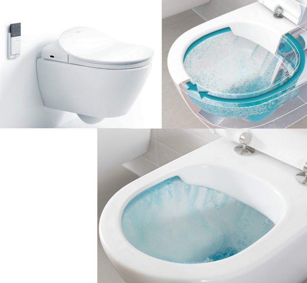 Subway 2.0 ViClean V&B miska WC wisząca bezrantowa DirectFlush 56x37 white alpin Ceramicplus - 5614 R5 R1 Darmowa dostawa