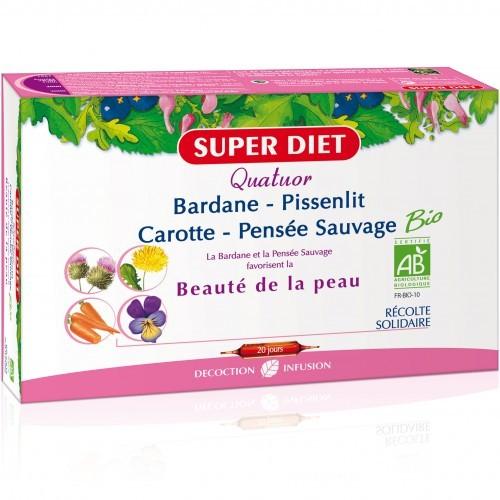 Super Diet Bardane Beaute Peau