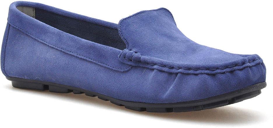 Mokasyny Lemar 10058 W.Jeans zamsz