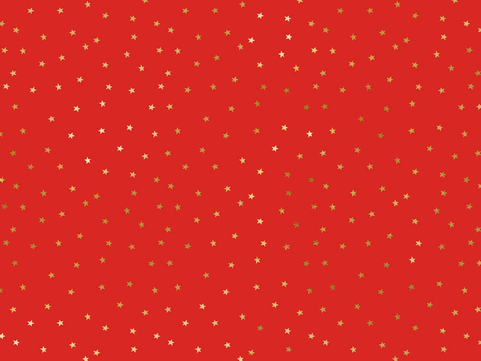 Papier do pakowania prezentów Gwiazdki - 70 x 200 cm - 1 szt.