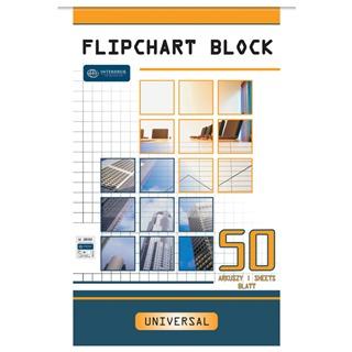 Blok do flipchartu 64x100cm gładki (50) - X06228