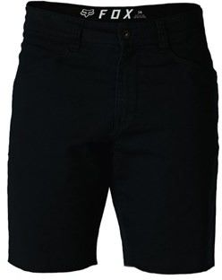 szorty FOX - Dagger Short Black (001)