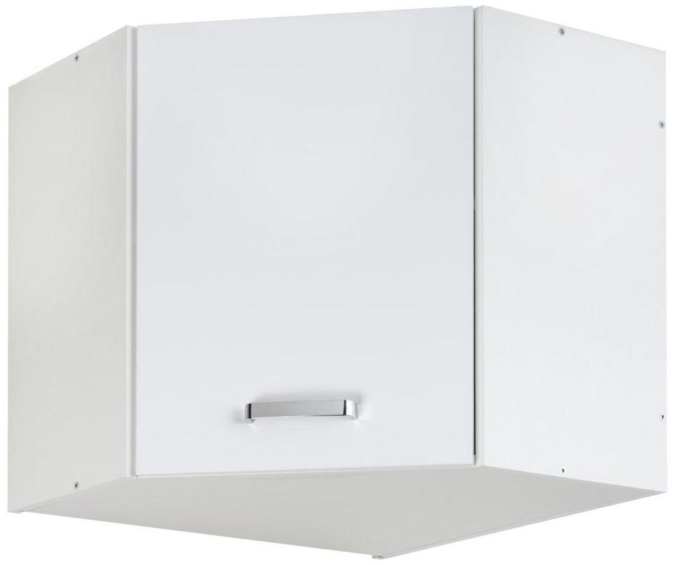Szafka kuchenna wisząca First 60 cm kolor biały