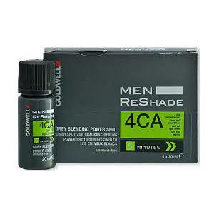 Goldwell Men ReShade Power Shots koloryzacja dla mężczyzn 20ml