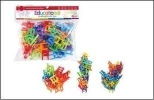 Klocki - puzzle 40 elementów - Askato