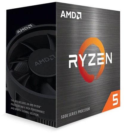 Procesor AMD Ryzen 5 5600X 3,7GHz AM4 BOX