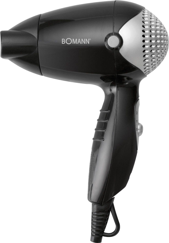 Suszarka do włosów Bomann HT 8002 CB (czarna)