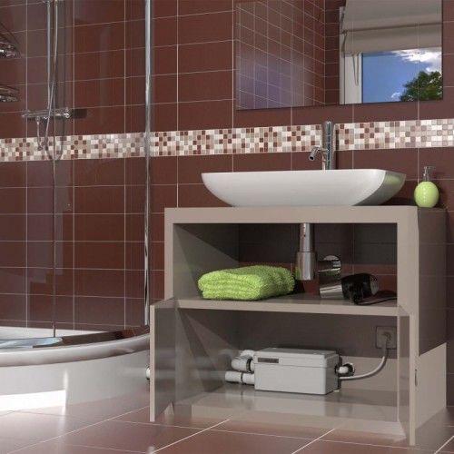 Pompa łazienkowa :bidet,prysznic,umywalka SFA Sanidouche