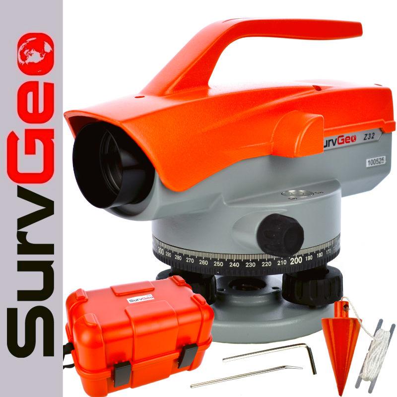 Niwelator optyczny serii SurvGeo Z28 / Z32