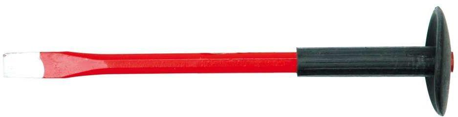 Przecinak płaski 250mm/z osłoną/ Vorel 35250 - ZYSKAJ RABAT 30 ZŁ