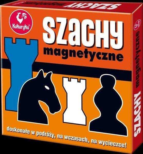 Szachy Magnetyczne - Kukuryku
