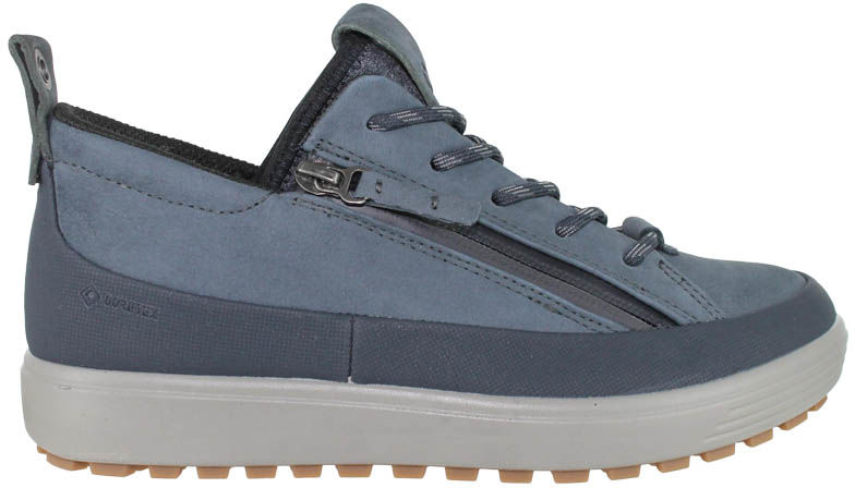 Buty trekkingowe damskie ECCO Soft 7 niebieskie45036301038