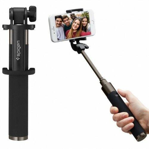 Uchwyt Selfie Stick Spigen S530W (56-84mm) czarny