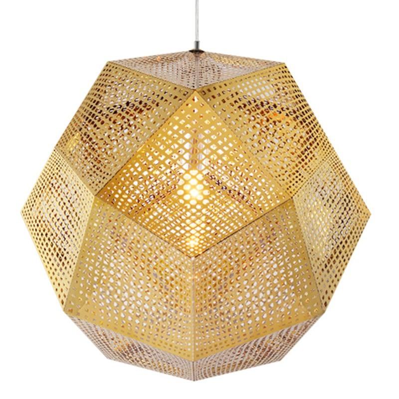 Lampa wisząca FUTURI STAR złota 48 cm ST-5001 L gold - Step into design Do -17% rabatu w koszyku i darmowa dostawa od 299zł !