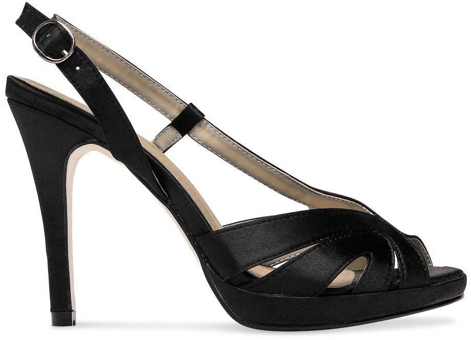 Sandałki damskie Fresko 295-5 Czarne