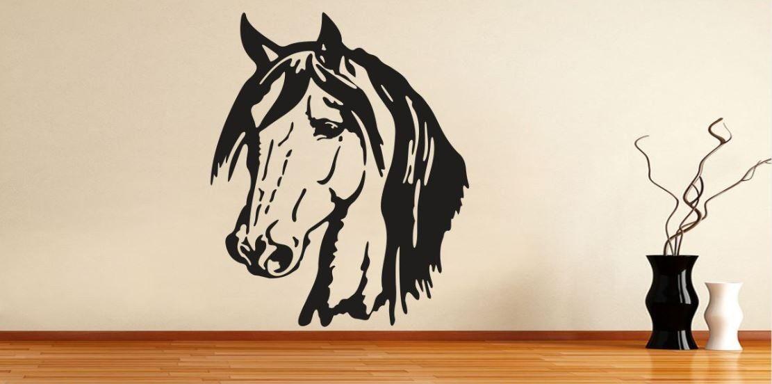 Naklejka Koń
