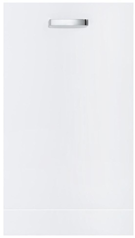 Panel zmywarki First 45 cm kolor biały