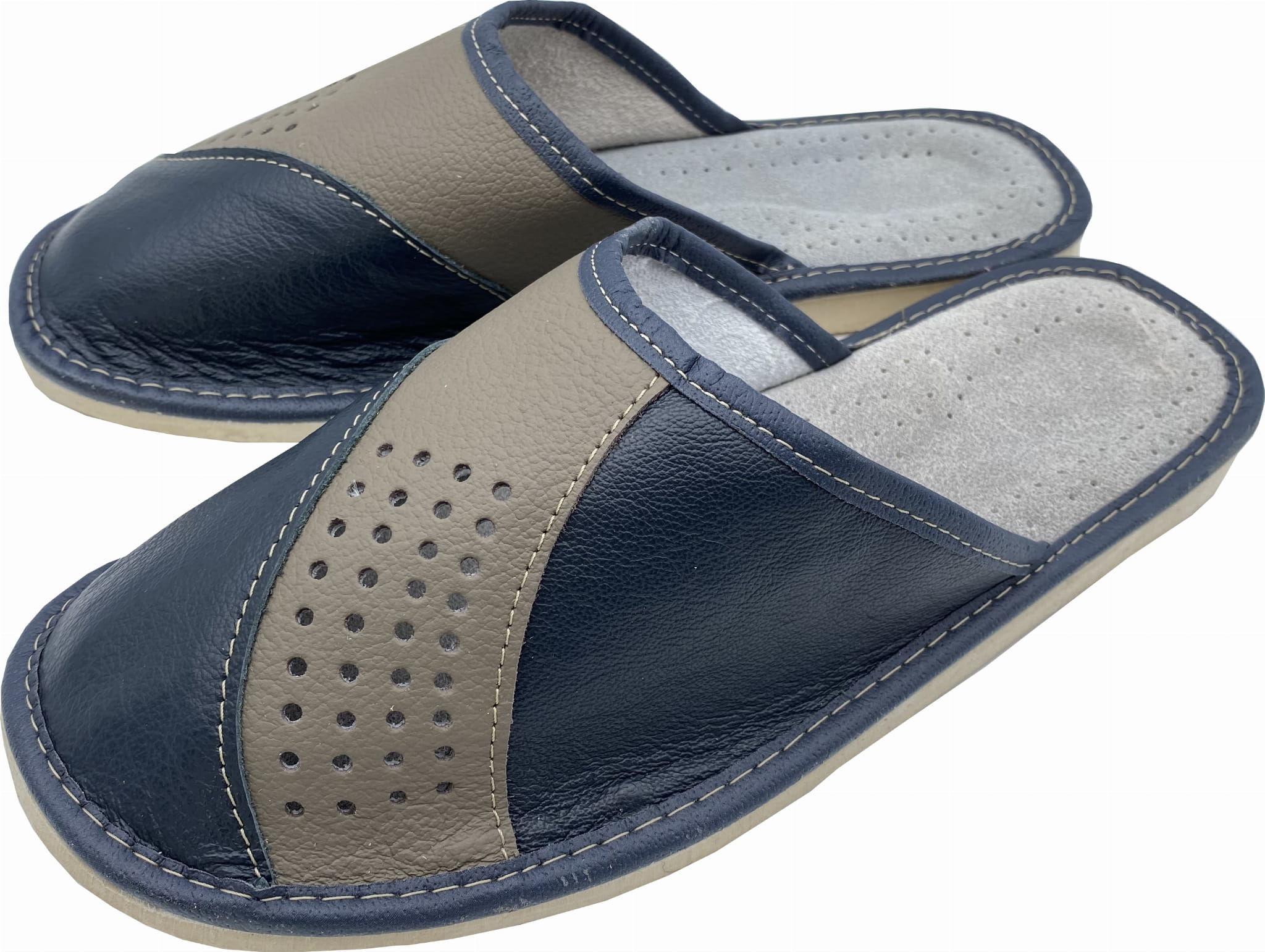 Kapcie męskie home slippers