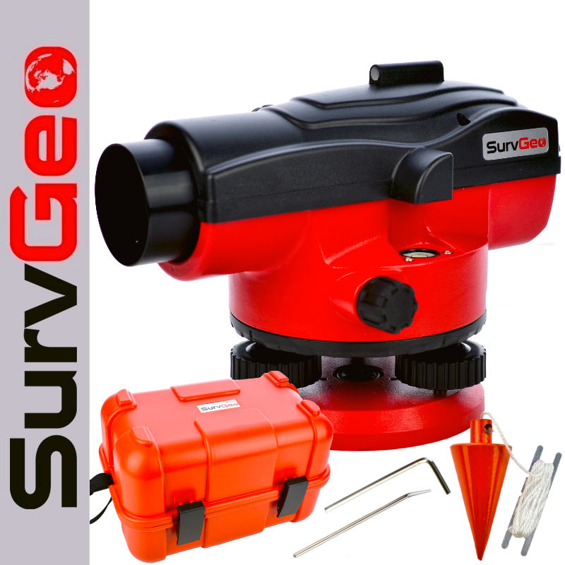 Niwelator optyczny serii SurvGeo N328 / N332