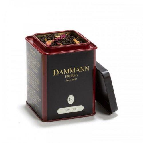 Herbata Czarna Dammann Parfums 100g w puszce