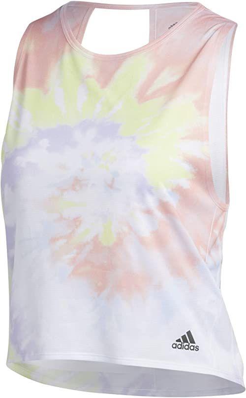 adidas Damska koszulka pod pachami Otr Tank Cooler wielokolorowa Ltflre XL