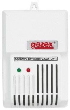 DK-24.A Czujka gazu ziemnego oraz czadu (tlenku węgla) 12V DC, wyjście stykowe Gazex