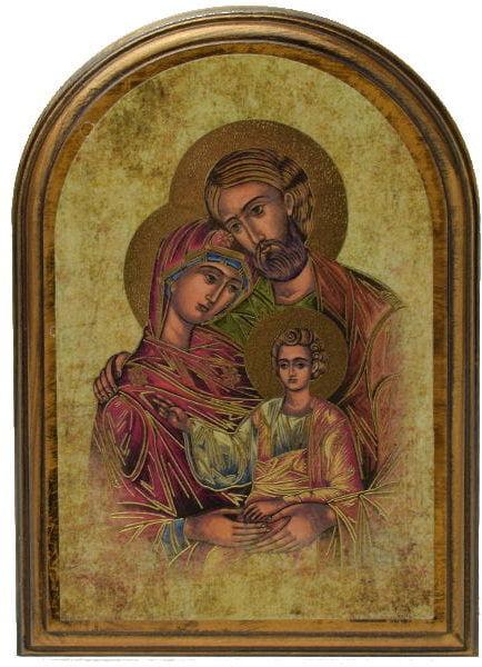 Obrazek arkadowy Święta Rodzina