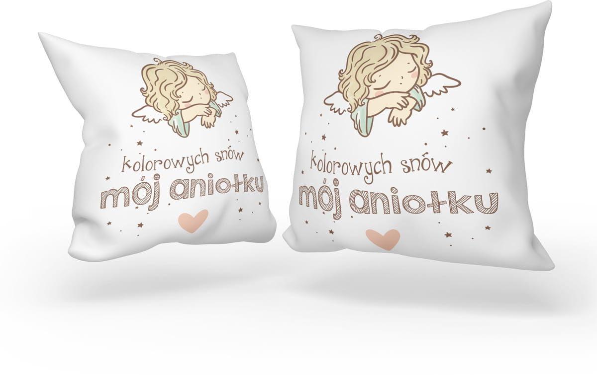 Poduszka dla dziecka, Aniołek