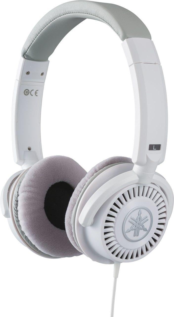 Yamaha HPH-150WH - Słuchawki dynamiczne białe