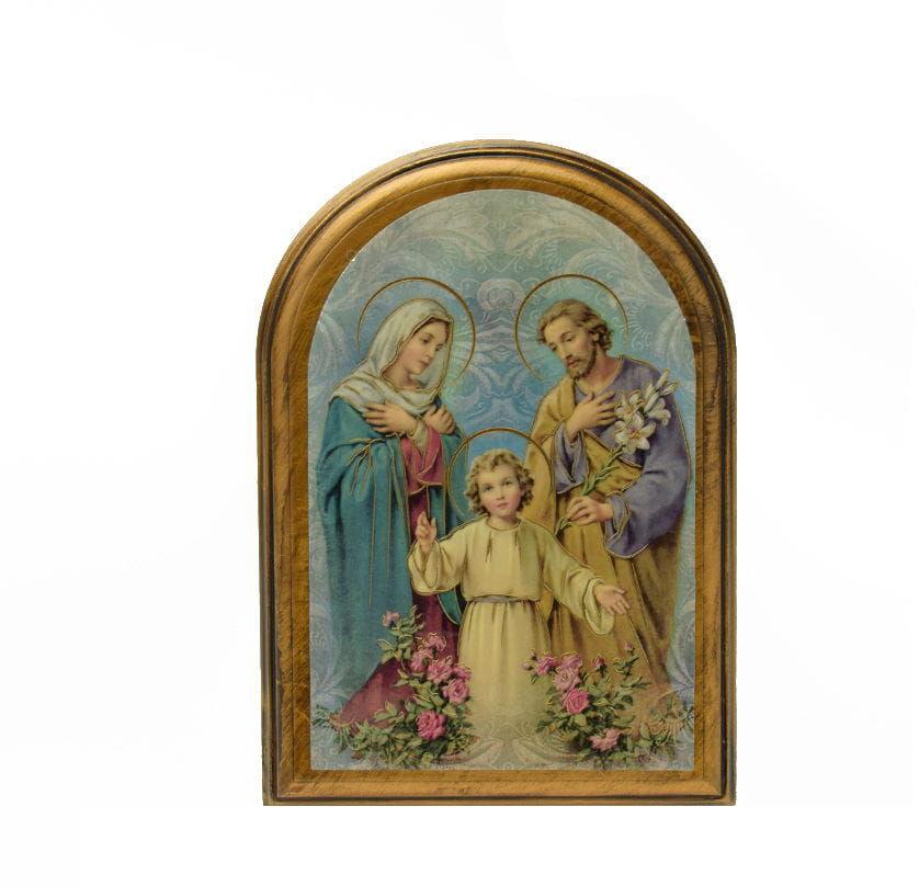 Obrazek arkadowy Świętej Rodziny