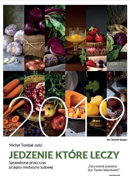 Kalendarz jedzenie które leczy 2019