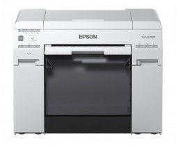 Drukarka fotograficzna EPSON SureLab SL-D800 + odbiornik papieru, oś na papier, opakowanie na papier, zestaw tuszy (C11CH75301CS)