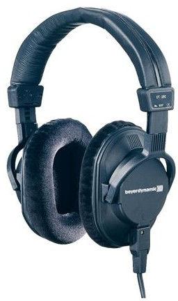 Beyerdynamic DT250 80Ohm H5 Professional and Studio Headphones +9 sklepów - przyjdź przetestuj lub zamów online+