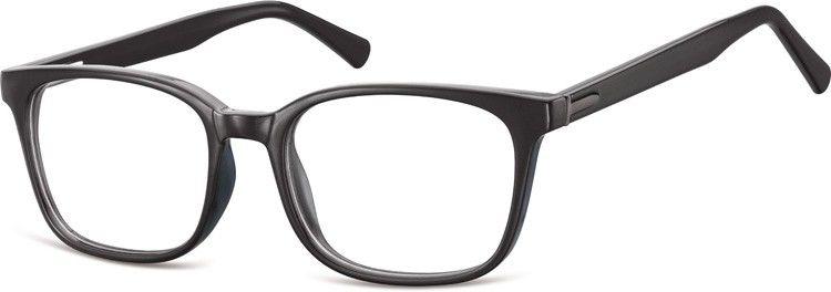 Okulary oprawki optyczne korekcyjne Sunoptic CP151 czarne