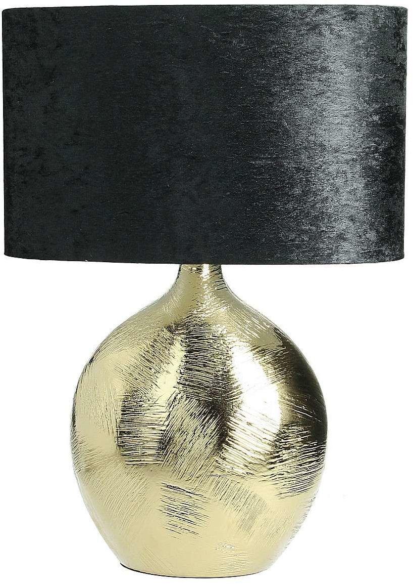 Lampa stołowa Lobby Gold 53cm