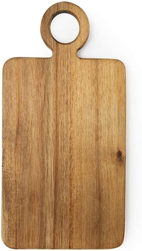 Excelsa Real Wood deska do krojenia, drewno akacjowe